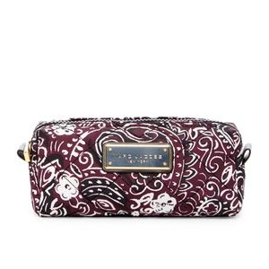 Marc Jacobs Quilted Paisley Cosmetic Case